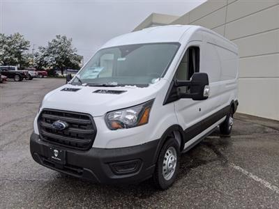 2020 Ford Transit 250 Med Roof AWD, Empty Cargo Van #00062273 - photo 9