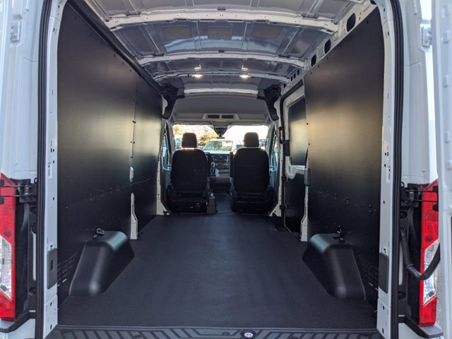 2020 Ford Transit 350 Med Roof RWD, Empty Cargo Van #00062340 - photo 1