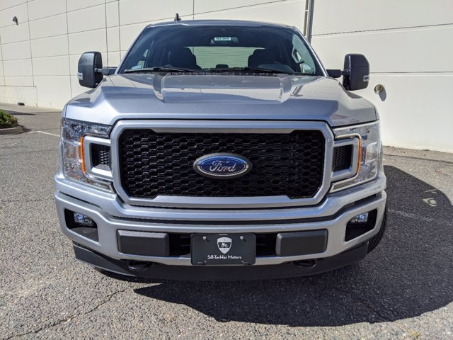 2020 Ford F-150 SuperCrew Cab 4x4, Pickup #00062366 - photo 3