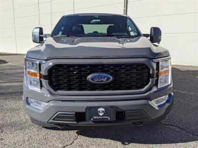 2021 Ford F-150 SuperCrew Cab 4x4, Pickup #00062612 - photo 3