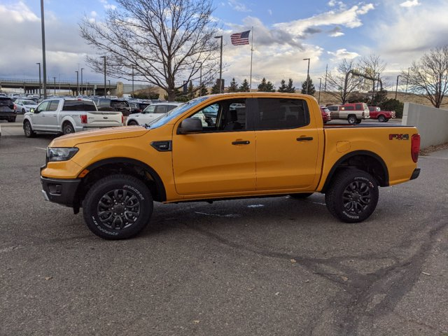 2021 Ford Ranger SuperCrew Cab 4x4, Pickup #00062734 - photo 5