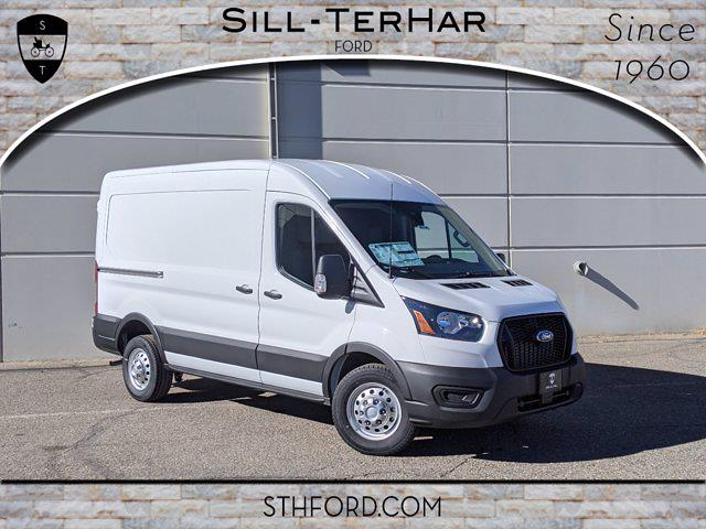 2021 Ford Transit 350 Medium Roof AWD, Empty Cargo Van #00062788 - photo 1