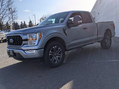 2021 Ford F-150 Super Cab 4x4, Pickup #00062940 - photo 4