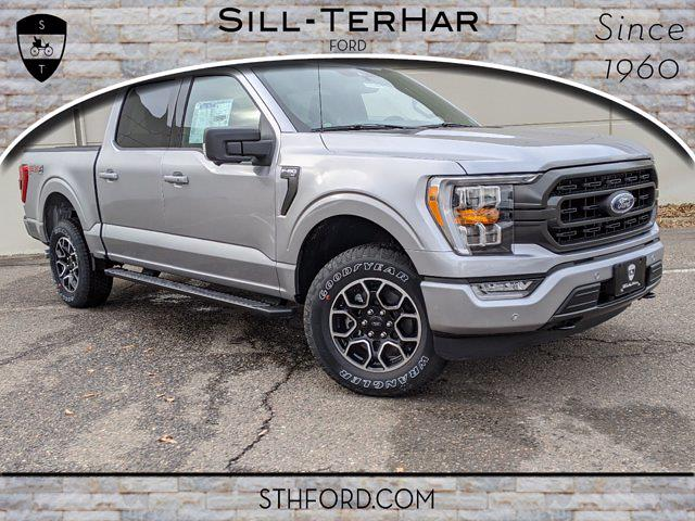 2021 Ford F-150 SuperCrew Cab 4x4, Pickup #00062949 - photo 1