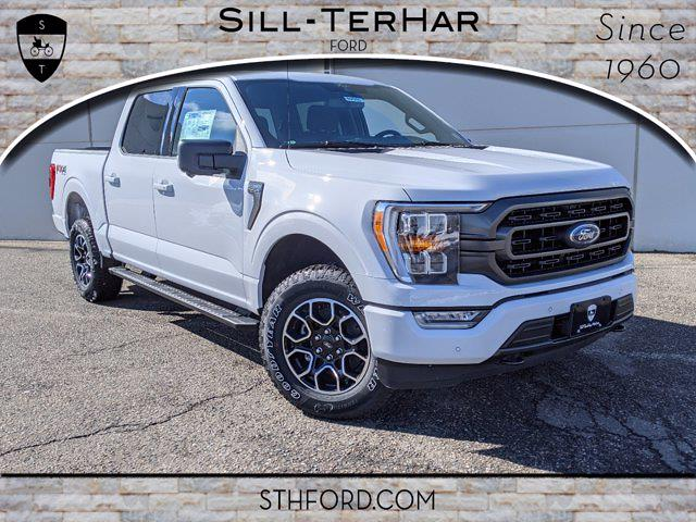 2021 Ford F-150 SuperCrew Cab 4x4, Pickup #00062955 - photo 1