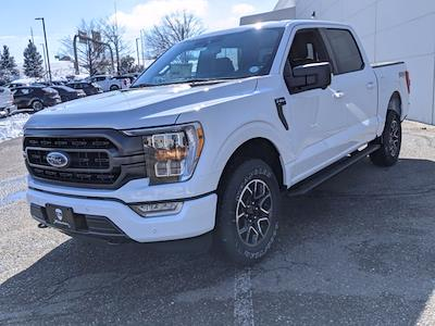 2021 Ford F-150 SuperCrew Cab 4x4, Pickup #00062955 - photo 4