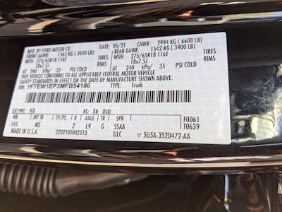 2021 Ford F-150 SuperCrew Cab 4x4, Pickup #00063447 - photo 21