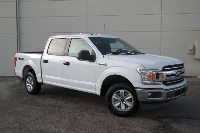 2018 Ford F-150 SuperCrew Cab 4x4, Pickup #000P7709 - photo 1