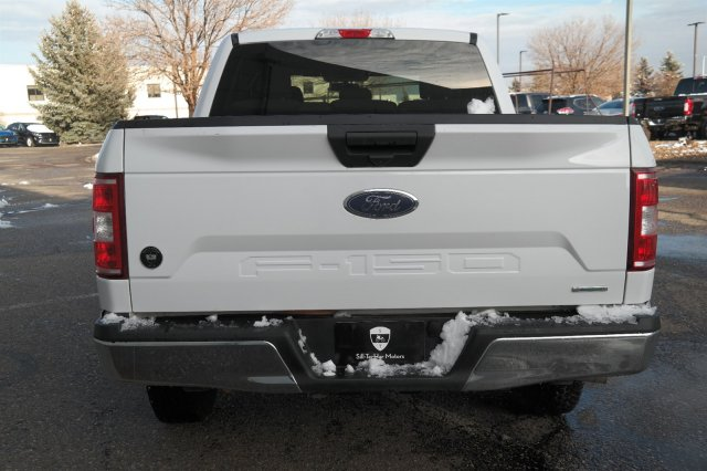 2018 Ford F-150 SuperCrew Cab 4x4, Pickup #000P7709 - photo 3