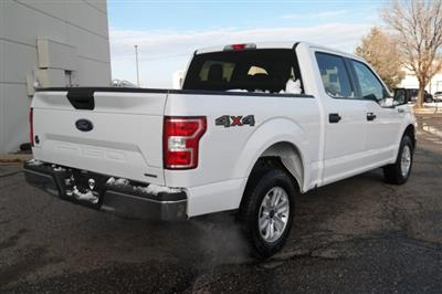 2018 Ford F-150 SuperCrew Cab 4x4, Pickup #000P7709 - photo 2