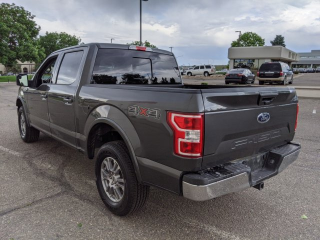 2019 Ford F-150 SuperCrew Cab 4x4, Pickup #000P8026 - photo 5