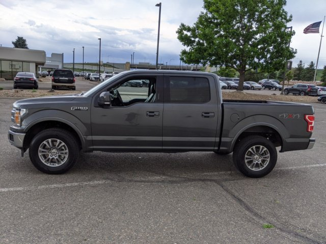2019 Ford F-150 SuperCrew Cab 4x4, Pickup #000P8026 - photo 6