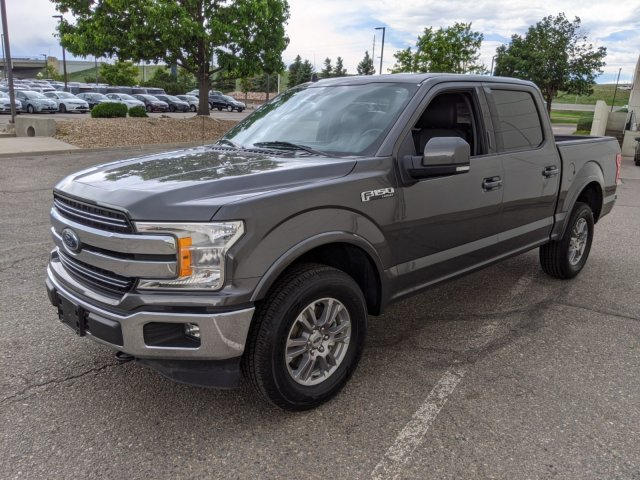 2019 Ford F-150 SuperCrew Cab 4x4, Pickup #000P8026 - photo 7