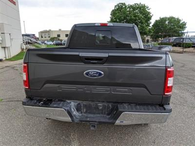 2019 Ford F-150 SuperCrew Cab 4x4, Pickup #000P8026 - photo 4