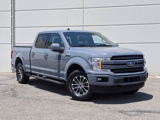 2019 Ford F-150 SuperCrew Cab 4x4, Pickup #000P8045 - photo 1