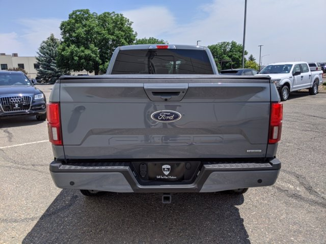 2019 Ford F-150 SuperCrew Cab 4x4, Pickup #000P8045 - photo 5