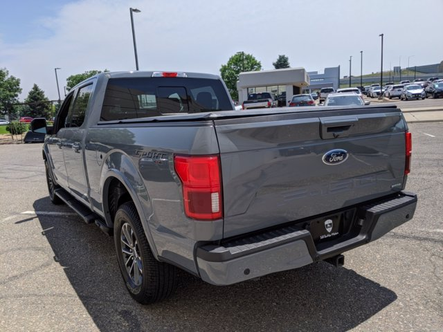 2019 Ford F-150 SuperCrew Cab 4x4, Pickup #000P8045 - photo 6
