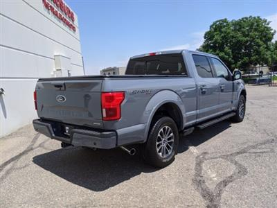 2019 Ford F-150 SuperCrew Cab 4x4, Pickup #000P8045 - photo 2