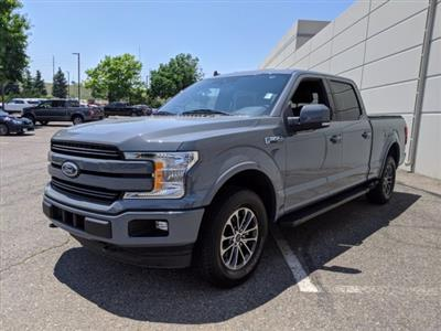 2019 Ford F-150 SuperCrew Cab 4x4, Pickup #000P8045 - photo 8