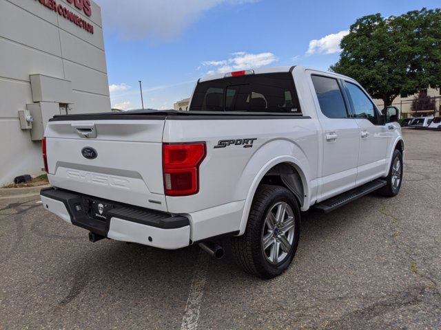 2019 Ford F-150 SuperCrew Cab 4x4, Pickup #000P8177 - photo 2