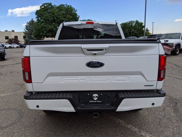 2019 Ford F-150 SuperCrew Cab 4x4, Pickup #000P8177 - photo 5