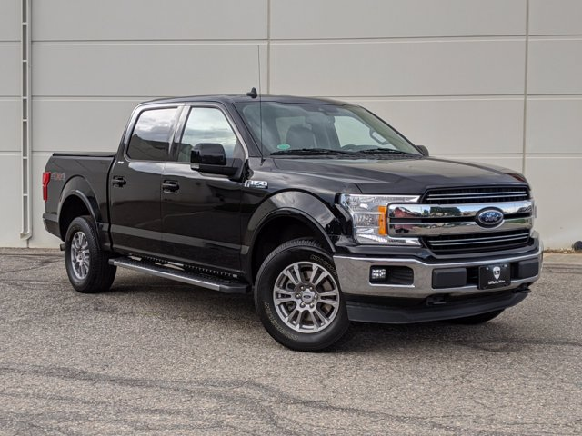 2019 Ford F-150 SuperCrew Cab 4x4, Pickup #000P8178 - photo 1