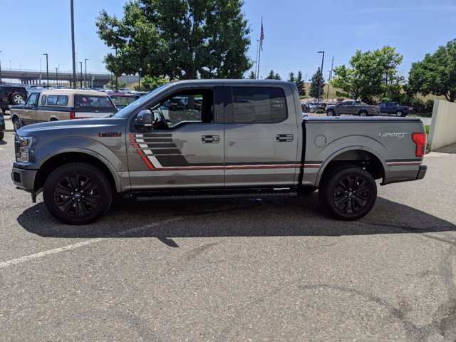 2019 Ford F-150 SuperCrew Cab 4x4, Pickup #000P8180 - photo 7
