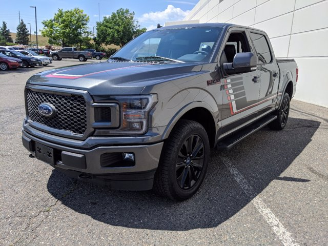 2019 Ford F-150 SuperCrew Cab 4x4, Pickup #000P8180 - photo 8