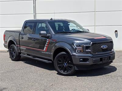 2019 Ford F-150 SuperCrew Cab 4x4, Pickup #000P8180 - photo 1