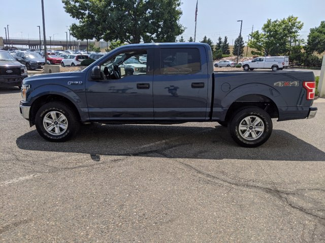 2019 Ford F-150 SuperCrew Cab 4x4, Pickup #000P8188 - photo 7