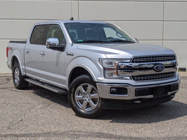 2019 Ford F-150 SuperCrew Cab 4x4, Pickup #000P8227 - photo 1