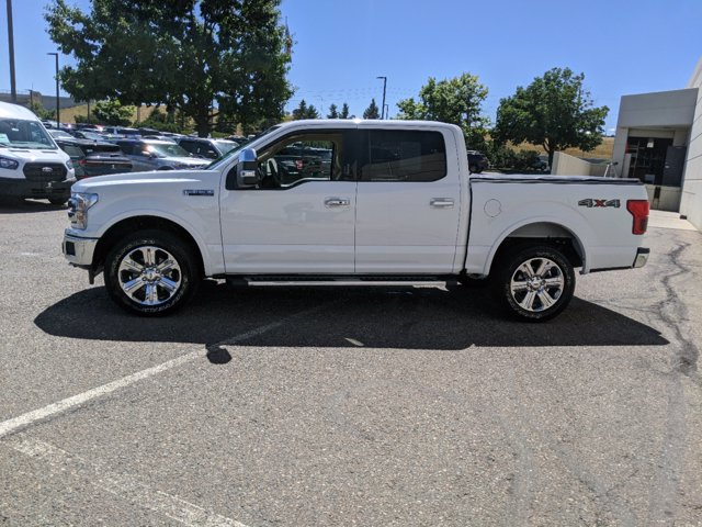 2019 Ford F-150 SuperCrew Cab 4x4, Pickup #000P8228 - photo 5