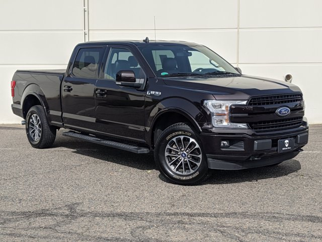 2019 Ford F-150 SuperCrew Cab 4x4, Pickup #000P8229 - photo 1