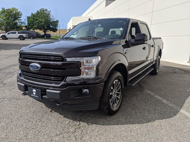 2019 Ford F-150 SuperCrew Cab 4x4, Pickup #000P8229 - photo 8