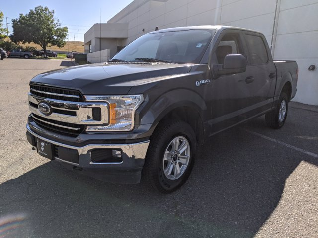 2019 Ford F-150 SuperCrew Cab 4x4, Pickup #000P8238 - photo 4