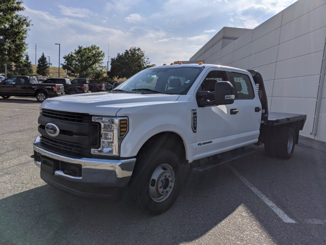 2019 Ford F-350 Crew Cab DRW 4x4, Platform Body #000P8285 - photo 8