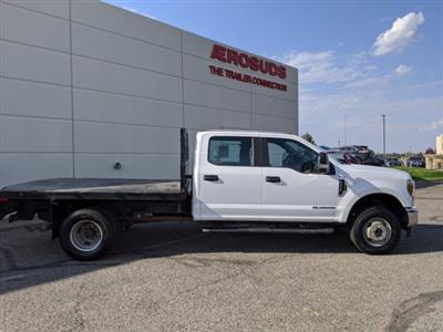 2019 Ford F-350 Crew Cab DRW 4x4, Platform Body #000P8285 - photo 4