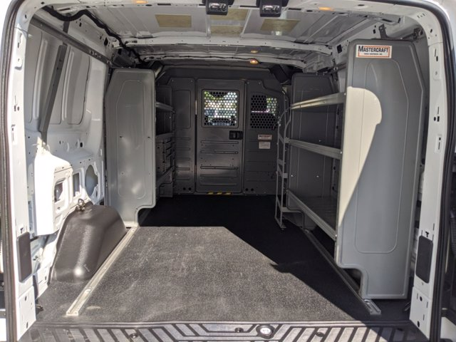 2016 Ford Transit 250 Low Roof RWD, Upfitted Cargo Van #000P8286 - photo 2