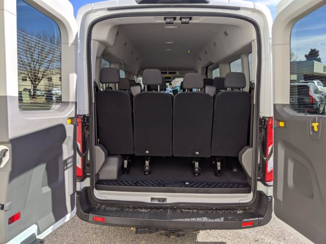 2020 Ford Transit 350 Med Roof 4x2, Passenger Wagon #000P8389 - photo 19