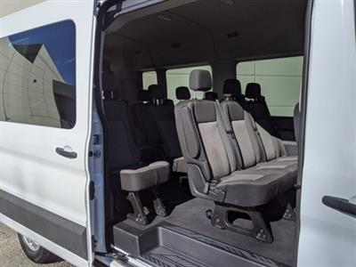 2020 Ford Transit 350 Med Roof 4x2, Passenger Wagon #000P8389 - photo 20