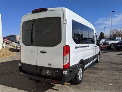 2020 Ford Transit 350 Med Roof 4x2, Passenger Wagon #000P8389 - photo 2