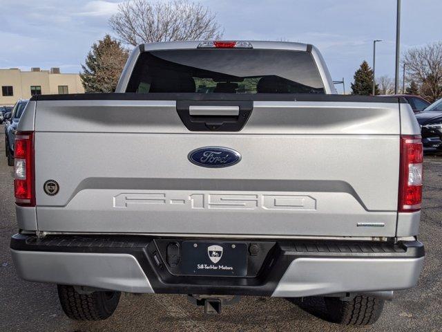 2018 Ford F-150 SuperCrew Cab 4x4, Pickup #000P8456 - photo 2