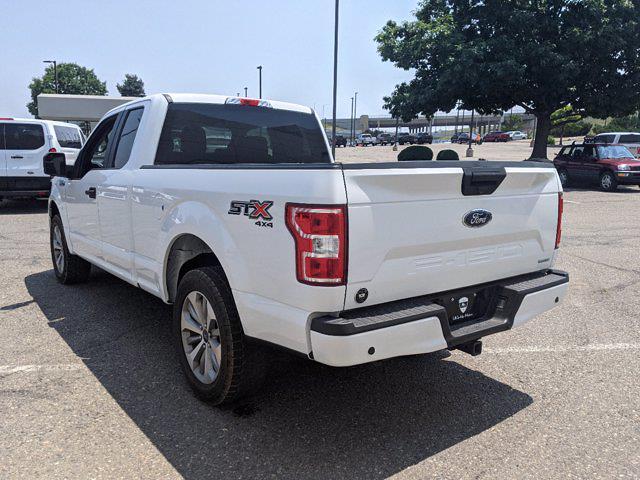 2018 Ford F-150 Super Cab 4x4, Pickup #000P8688 - photo 4