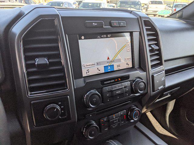 2018 Ford F-150 SuperCrew Cab 4x4, Pickup #000P8734 - photo 20