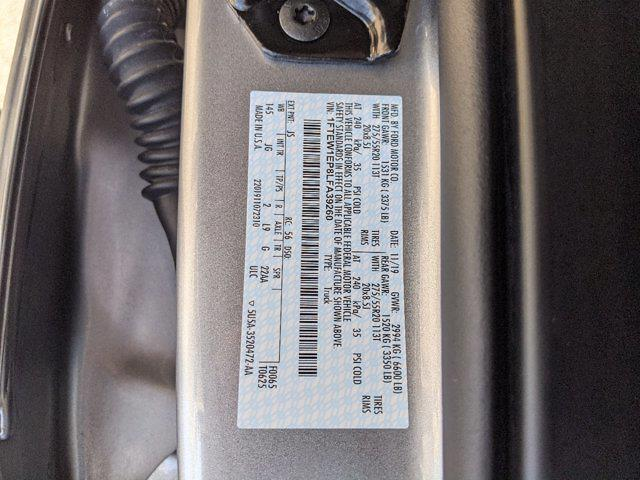 2020 F-150 SuperCrew Cab 4x4,  Pickup #000P8986 - photo 23