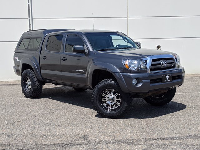 2010 Toyota Tacoma Double Cab 4x4, Pickup #0061455A - photo 1