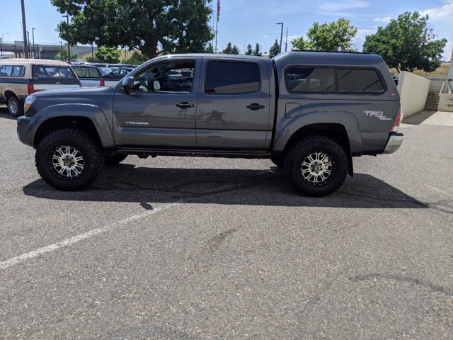 2010 Toyota Tacoma Double Cab 4x4, Pickup #0061455A - photo 7