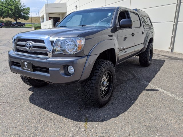 2010 Toyota Tacoma Double Cab 4x4, Pickup #0061455A - photo 8