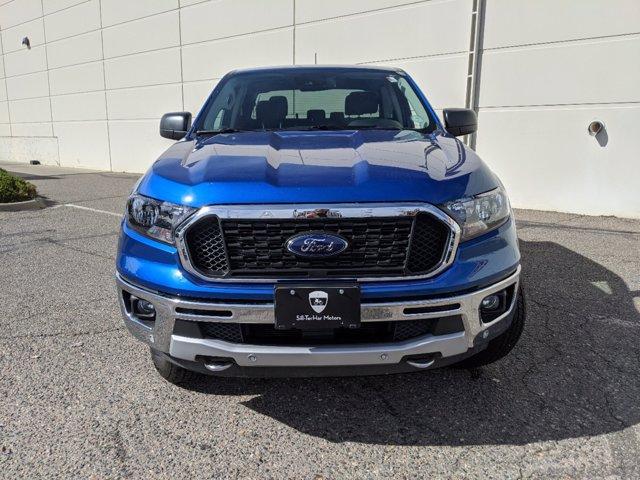 2019 Ford Ranger SuperCrew Cab 4x4, Pickup #0062186A - photo 3
