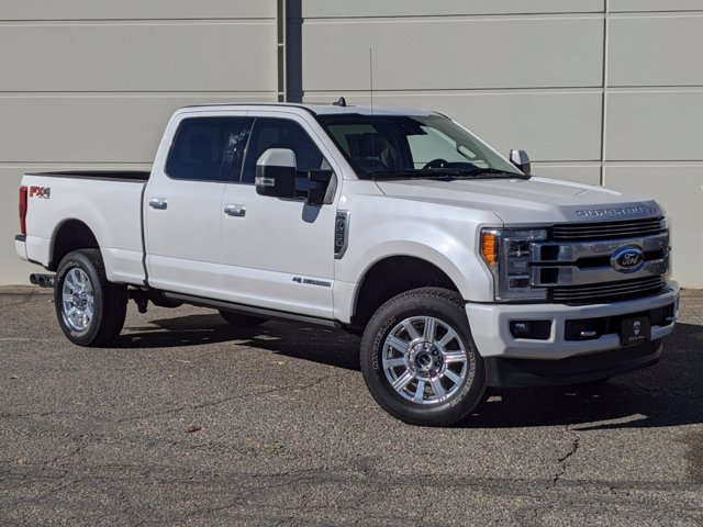2019 Ford F-250 Crew Cab 4x4, Pickup #0062456A - photo 1